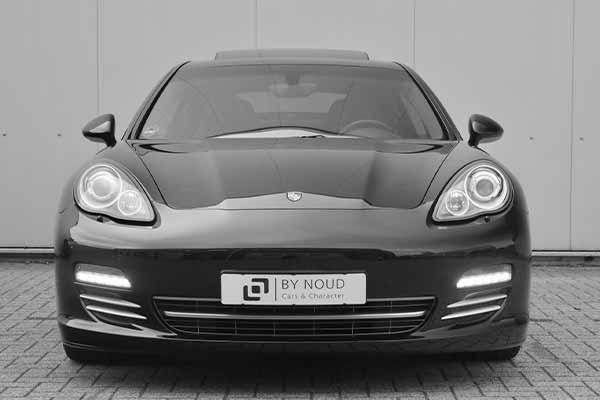 Porsche Panamera By Noud